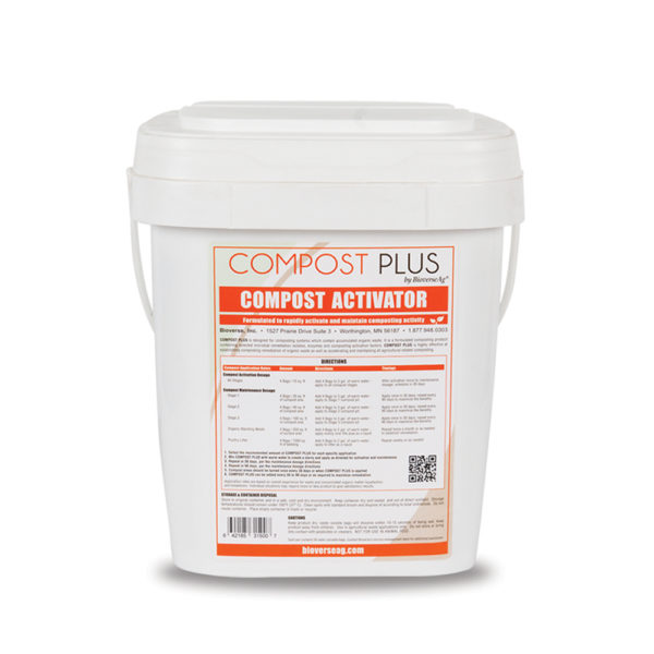 Compost PLUS™ from Health Farms®