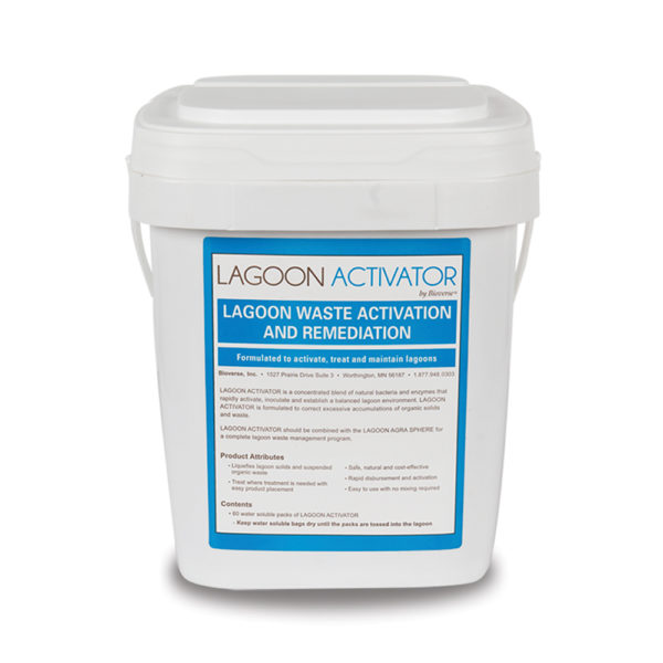 Lagoon Activator® from Healthy Farms®